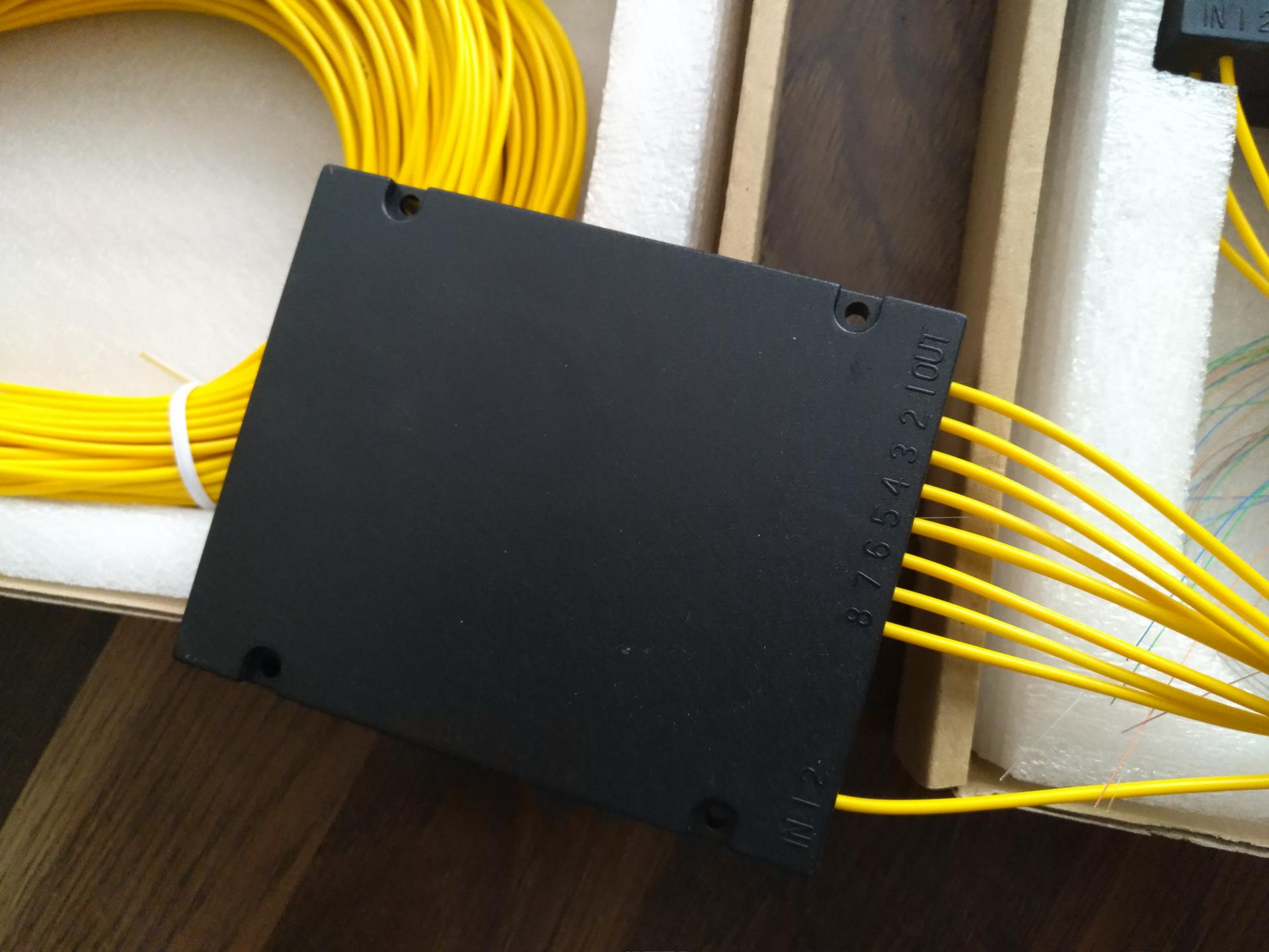 Возобновление производства оптического переключателя BS-I от компании НТО «ИРЭ-Полюс»