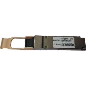 Модуль QSFP+, 40G, 4 x LR 1310nm, SM, 10km, MPO