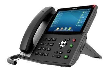 Новые модели IP телефонов Fanvil X7 и Fanvil X7C на складе