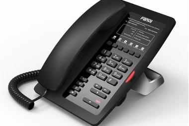 Гостиничные телефоны H-серии от компании Fanvil