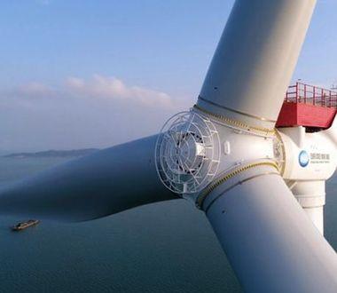 Cамый большой и мощный ветрогенератор в мире