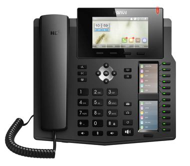 Обновление для IP-телефонов Fanvil X5S и Fanvil X6
